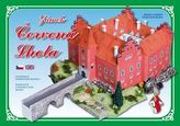 Zámek Červená Lhota - Stavebnice papírového modelu