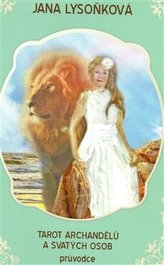 Tarot archandělů a svatých osob