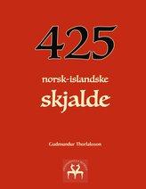 425 norsk-islandske skjalde