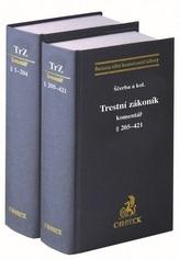 Trestní zákoník. Komentář (2 svazky)