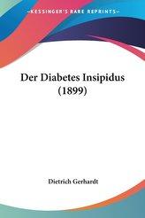 Der Diabetes Insipidus (1899)