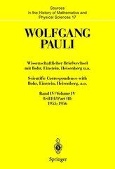Wissenschaftlicher Briefwechsel Bd. 4/ Teil 3 mit Bohr, Einstein, Heisenberg u. a. / Scientific Correspondence with Bohr, Einste
