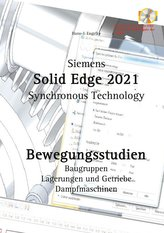 Solid Edge 2021 Bewegungsstudien