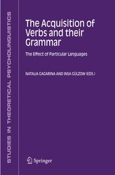 The Acquisition of Verbs and their Grammar