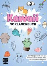 Kawaii - Vorlagenbuch