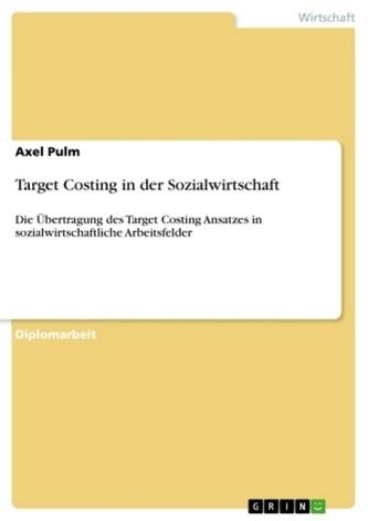Target Costing in der Sozialwirtschaft