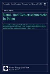 Natur- und Gebietsschutzrecht in Polen