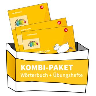 Die Bunte Reihe Deutsch - Paket: Wörterbuch Ausgabe Bayern plus Übungshefte