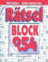 Rätselblock 254