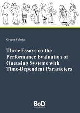 Three Essays on the Performance Evaluation of Queueing Systems with Time-Dependent Parameters