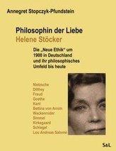 Philosophin der Liebe - Helene Stöcker