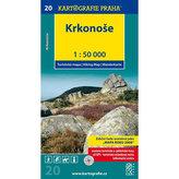 1: 50T (20)-Krkonoše (turistická mapa)