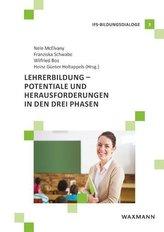 Lehrerbildung - Potentiale und Herausforderungen in den drei Phasen