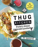 Fuck(t) drsná veganská kuchařka