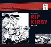 Rip Kirby: Die kompletten Comicstrips / Band 9 1956 - 1958