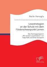 """Lesestrategien an der Schule mit dem Förderschwerpunkt Lernen: Das Trainingsprogramm \""""Wir werden Lesedetektive\"""" von Katja Rühl u"""