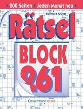 Rätselblock 261