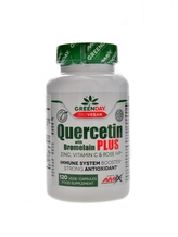 Amix GreenDay - Quercetin with bromelain plus 120 vege kapslí