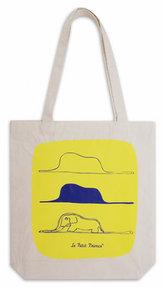 Plátěná taška Malý princ  – Hroznýš