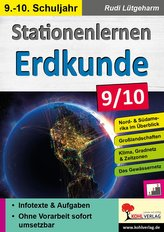 Stationenlernen Erdkunde / Klasse 9-10
