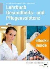 eBook+ inside: Buch und eBook+ Lehrbuch Gesundheits- und Pflegeassistenz