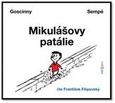 Mikulášovy patálie - CDmp3 (Čte František Filipovský)