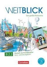 Weitblick B2: Band 2 - Kurs- und Übungsbuch