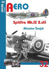 Spitfire Mk.IX - 2.díl