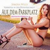 Verboten in der Öffentlichkeit: Auf dem Parkplatz   Erotische Geschichte Audio CD