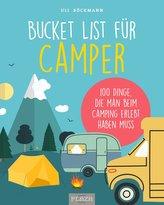 Die Bucket List für Camper