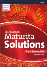 Maturita Solutions 3rd Edition Pre-Intermediate Student's Book