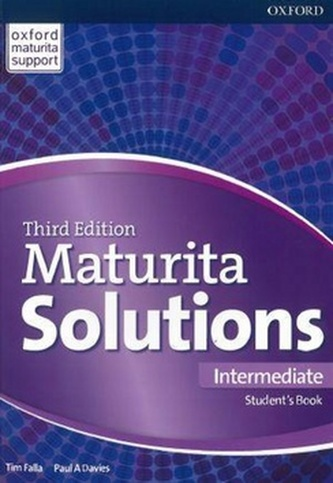 Maturita Solutions: Intermediate Student's Book (3rd edition) - Náhled učebnice