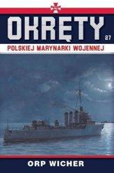 Okręty Polskiej Marynarki Wojennej T.27 ORP Wicher