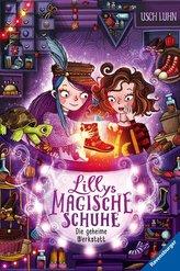 Lillys magische Schuhe, Band 1: Die geheime Werkstatt