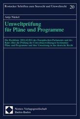Umweltprüfung für Pläne und Programme