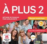 A plus! 2 (A2.1) – Clé USB Multimédiaction