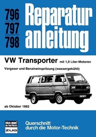 VW Transporter ab Okt. 1982