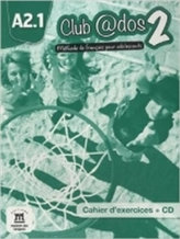 Club @dos 2 (A2.1) – Cahier d´exercices + CD
