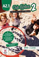 Club @dos 2 (A2.1) – Pack DVD