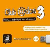 Club @dos 3 (A2.2) – Clé USB Multimédiaction