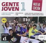 Gente Joven 1 Nueva (A1.1) – Biblioteca USB