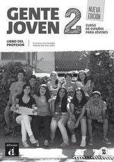 Gente Joven 2 Nueva (A1.2-A2.1) – Libro del profesor