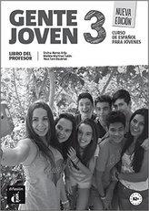Gente Joven 3 Nueva (A2.2-B1.1) – Libro del profesor