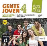Gente Joven 4 Nueva (B1.2-B2.1) – Biblioteca USB