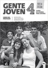 Gente Joven 4 Nueva (B1.2-B2.1) – Libro del profesor