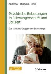 Psychische Belastungen in Schwangerschaft und Stillzeit