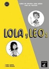 Lola y Leo 1 (A1.1) – Libro del profesor