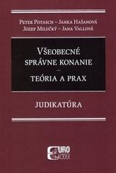 Všeobecné správne konanie - Teória a prax