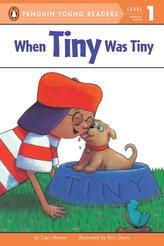 When Tiny Was Tiny (Paperback)