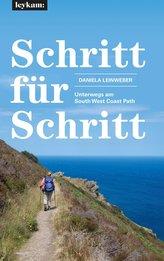 Schritt für Schritt - Unterwegs am South West Coast Path